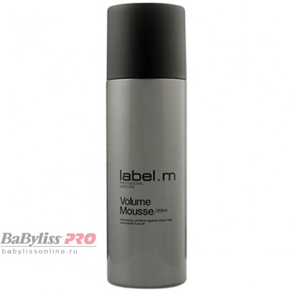 Мусс для объема label.m Volume Mousse 200 мл LFSM0200