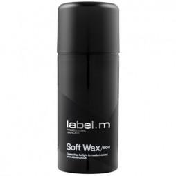 Воск для волос мягкий label.m Soft Wask 100 мл LFSW0100
