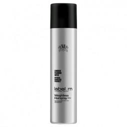 Лак для волос суперлегкий label.m Weightless Hairspray 300 мл LFWH0300