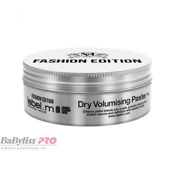 Паста для волос сухая label.m Fashion Edition Dry Volumising 75 г LMDVP075