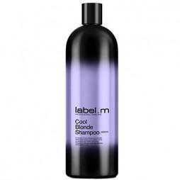 Шампунь для светлых волос label.m Холодный Блонд Cool Blonde Shampoo 1000 мл LSCB1000