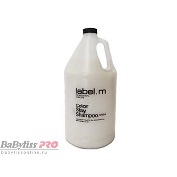 Шампунь label.m Защита цвета Colour Stay Shampoo 3750 мл LSCS3750