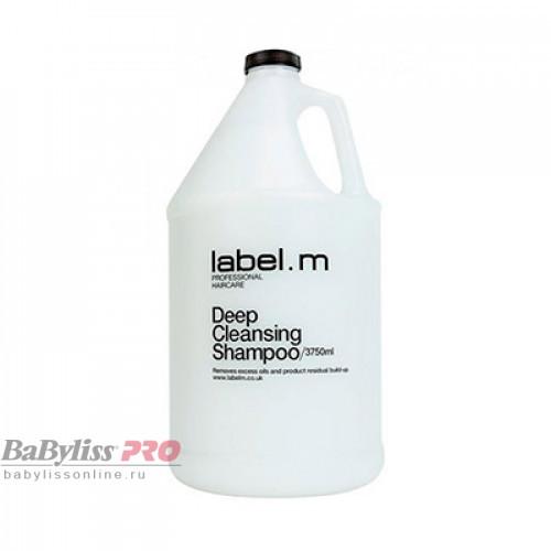 Шампунь label.m Глубокое очищение Deep Cleansing 3750 мл LSDC3750