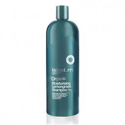 Шампунь label.m Органик Лемонграсс Organic Moisturising Lemongrass Shampoo 1000 мл LSLG1000
