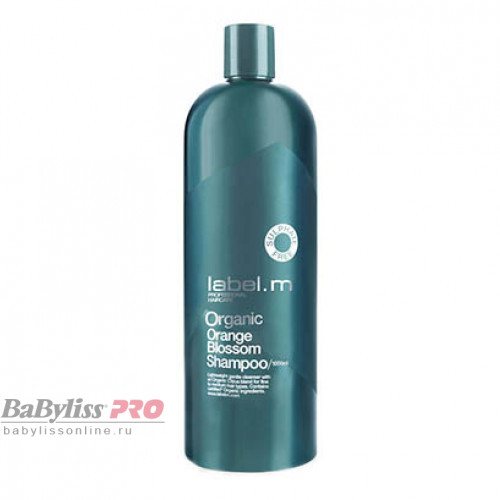 Шампунь label.m Цветок Апельсина Organic Orange Blossom Shampoo 1000 мл LSOR1000