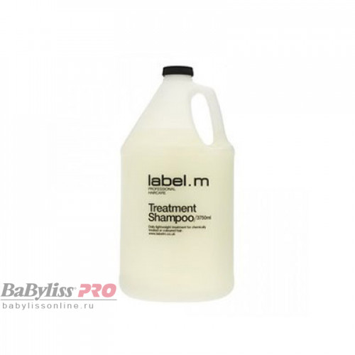 Шампунь label.m Активный уход Treatment Shampoo 3750 мл LSTM3750