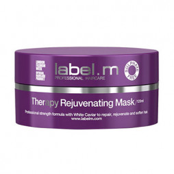 Маска восстанавливающая антивозрастная label.m Омолаживающая терапия Therapy Rejuvenating Mask 120 мл LTAD0120
