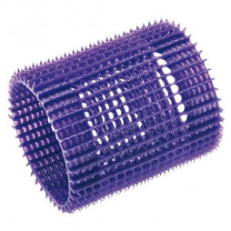 Бигуди пластиковые мягкие Olivia Garden 55 мм лиловые 3 шт BIJ-14