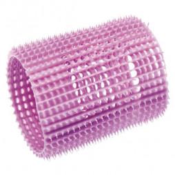 Бигуди пластиковые мягкие Olivia Garden 55 мм фиолетовые 3 шт BIJ-26