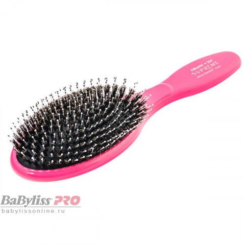 Щетка для волос Olivia Garden Ceramic+Ion Combo Supreme BR-CI1PC-SUCOM-PIS розовая