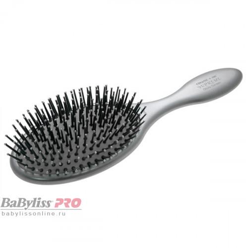 Щетка для волос Olivia Garden Ceramic+Ion Pro Supreme OGBCISUP1PRO серая