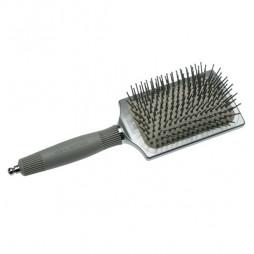 Щетка для волос Olivia Garden Ceramic+Ion XL Pro Large OGBCIXLP2L серая