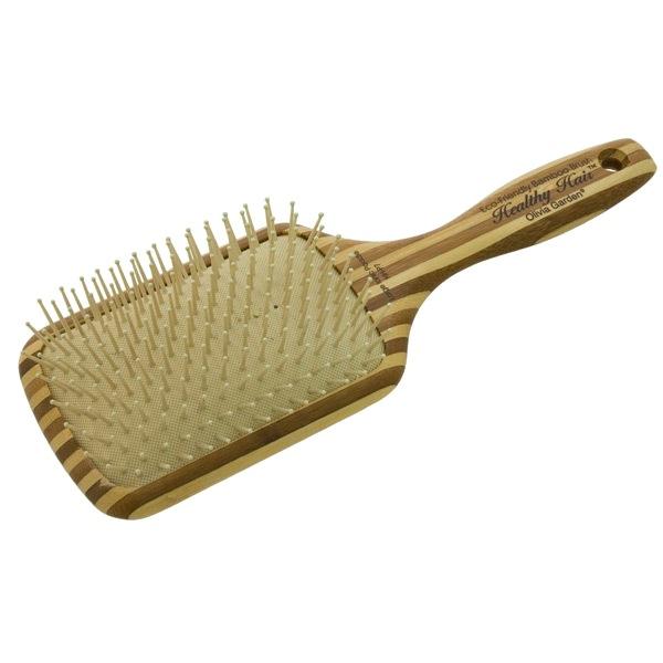 Щетка для волос Olivia Garden Ion+Bamboo OGBHHP7