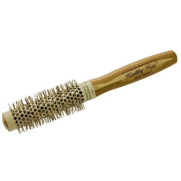 Термобрашинг бамбуковый Olivia Garden Healthy Hair Ceramic Ion 23 мм OGBHHT23