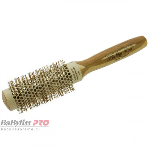 Термобрашинг бамбуковый Olivia Garden Healthy Hair Ceramic Ion 33 мм OGBHHT33