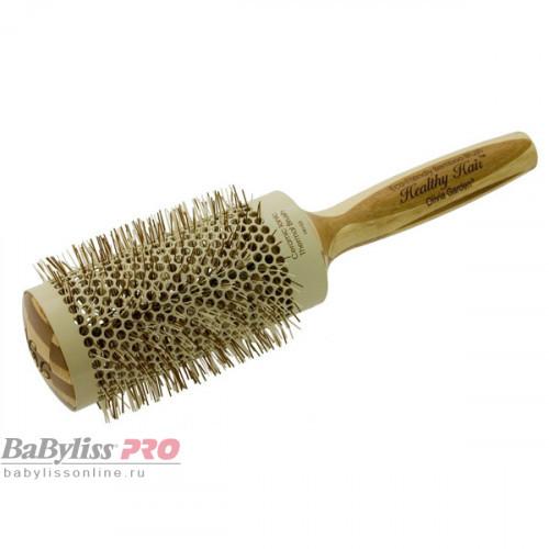 Термобрашинг бамбуковый Olivia Garden Healthy Hair Ceramic Ion 53 мм OGBHHT53