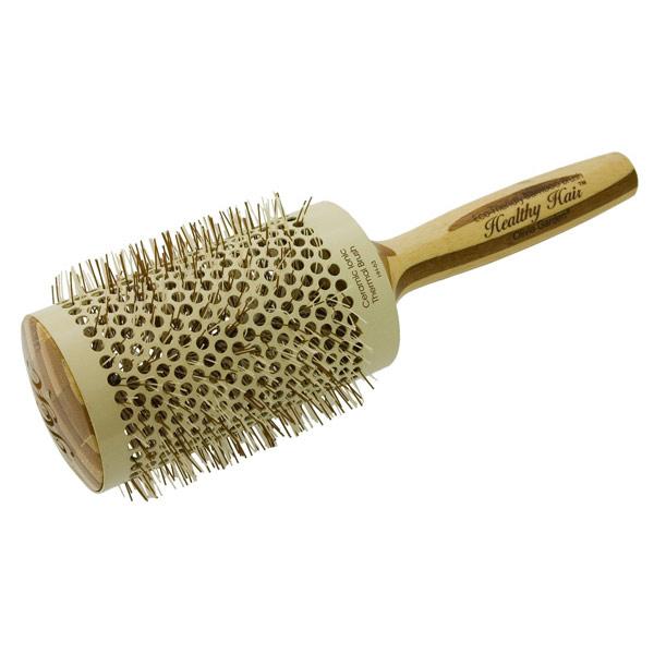 Термобрашинг бамбуковый Olivia Garden Healthy Hair Ceramic Ion 63 мм OGBHHT63