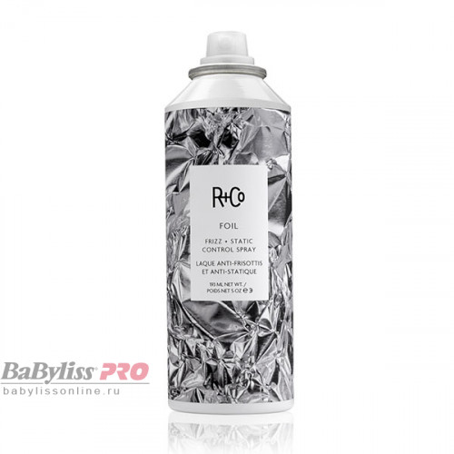 Спрей-антистатик для волос R+Co Фольга Foil Anti-static Spray 193 мл R1ASFOI05A1
