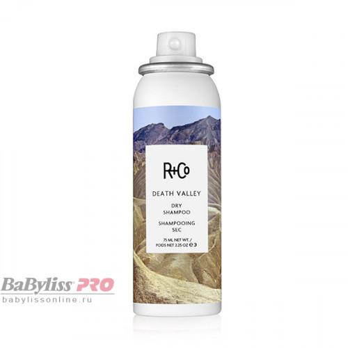 Сухой спрей-шампунь R+Co Пустыня Death Valley Dry Shampoo 75 мл R1DSDEA02A1