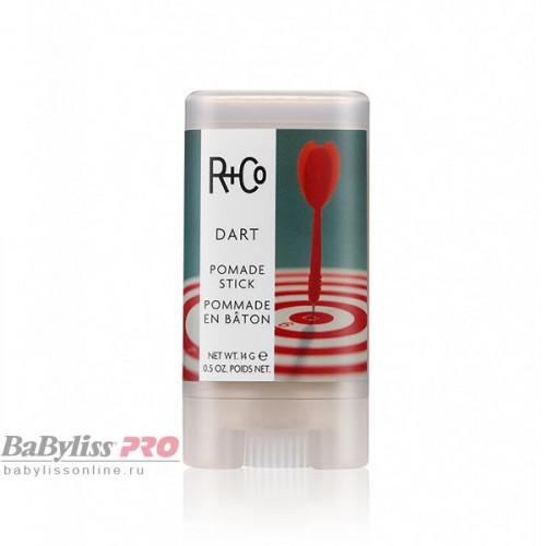 Воск-стик средней фиксации R+Co Дартс Dart Pomade Stick 14 гр R1WA00002A1