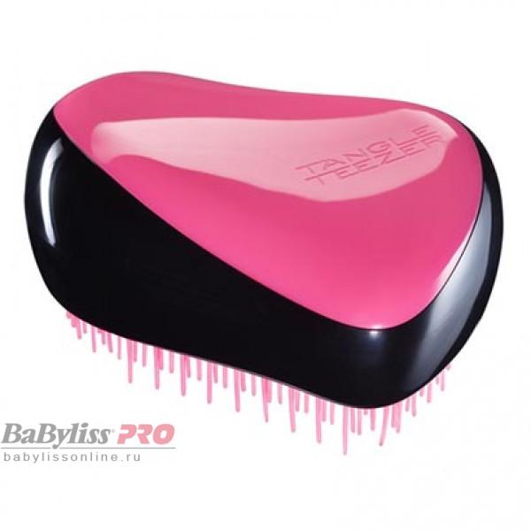 Расческа Tangle Teezer Compact Styler Pink Sizzle Розовый 2001