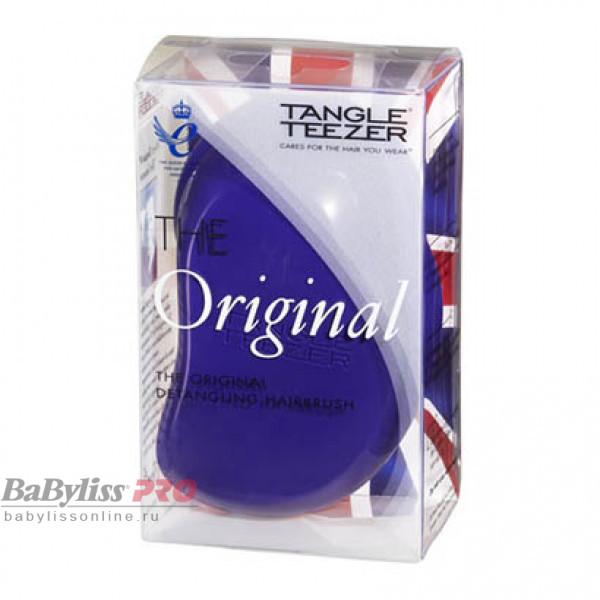 Расческа Tangle Teezer The Original Fresh Blossom Фиолетовый 2039