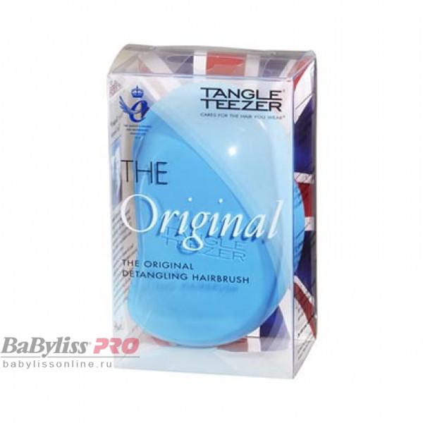 Расческа Tangle Teezer The Original Blueberry Pop Голубой 2040
