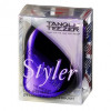 Расческа Tangle Teezer Compact Styler Purple Dazzle Фиолетовый 2043