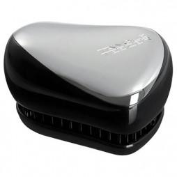 Расческа Tangle Teezer Compact Styler Silver Серебряный 2072