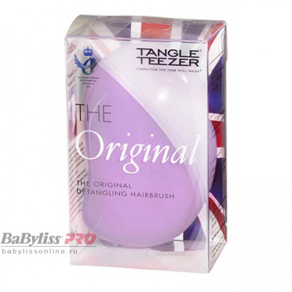 Расческа Tangle Teezer The Original Lilac Лиловый/Розовый 2076