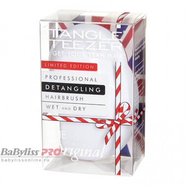 Расческа Tangle Teezer The Original Candy Cane Белый/Красный 2077