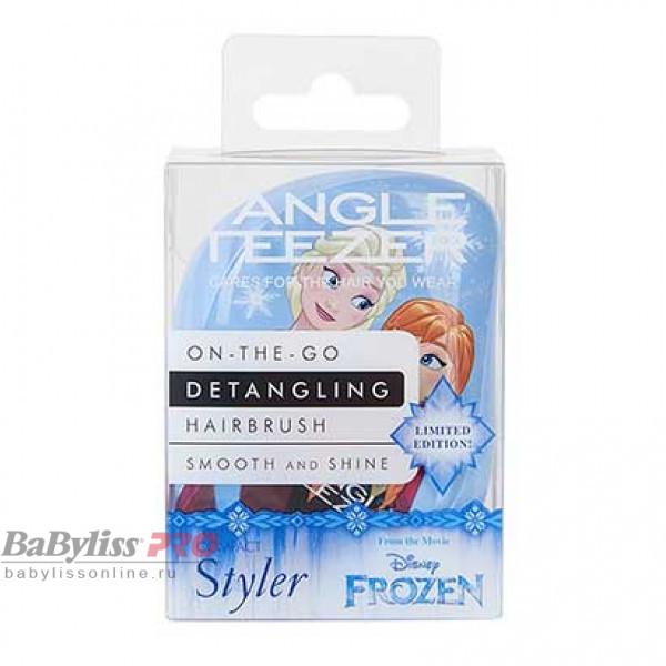 Расческа Tangle Teezer Compact Styler Disney Frozen Голубой 2087