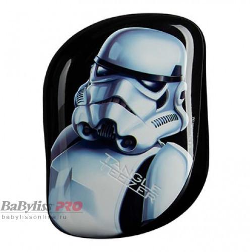 Расческа Tangle Teezer Compact Styler Star Wars Stormtrooper Черный 2089