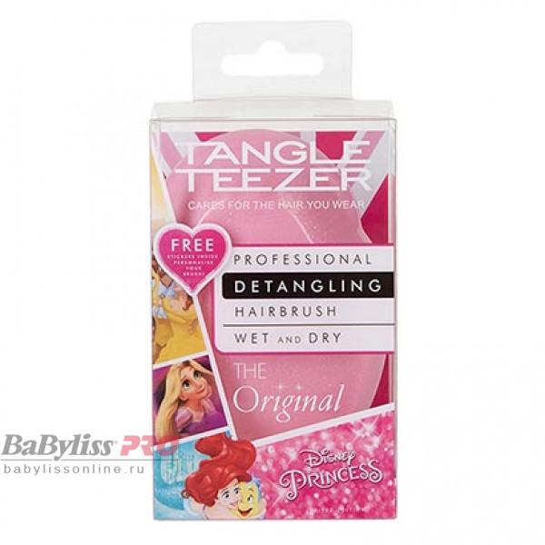 Расческа Tangle Teezer The Original Disney Princess Розовый 2092