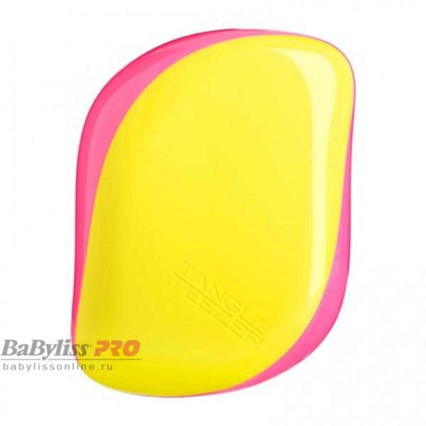 Расческа Tangle Teezer Compact Styler Kaleidoscope Желтый 2093