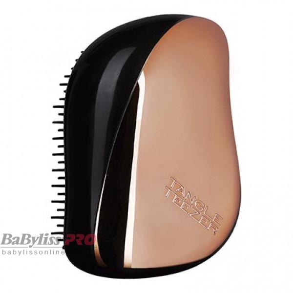 Расческа Tangle Teezer Compact Styler Rose Gold Розовое золото/Черный 2119