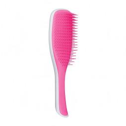 Расческа Tangle Teezer The Wet Detangler Popping Pink Розовый/Белый 2128