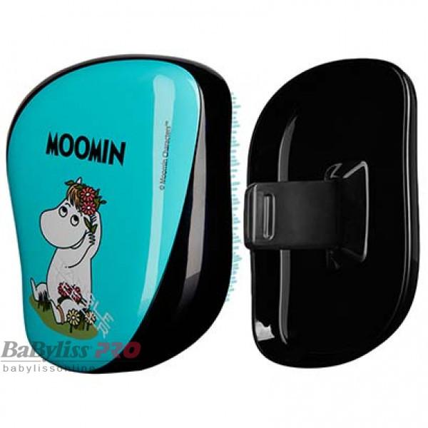 Расческа Tangle Teezer Compact Styler Moomin Blue Голубой 2131