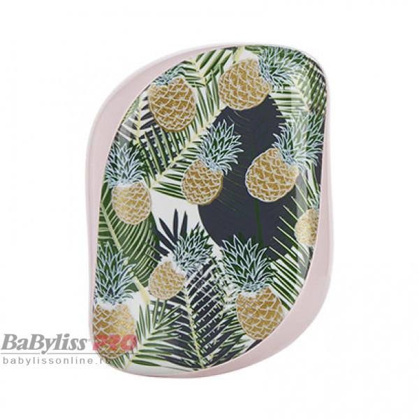 Расческа Tangle Teezer Compact Styler Palms & Pineapples Розовый/Зеленый 2133