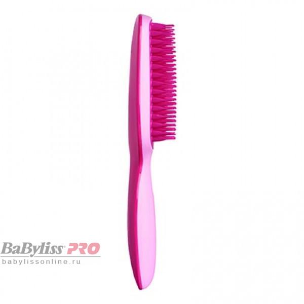 Расческа для укладки феном Tangle Teezer Blow-Styling Smoothing Tool Half Size Pink Розовый 2148