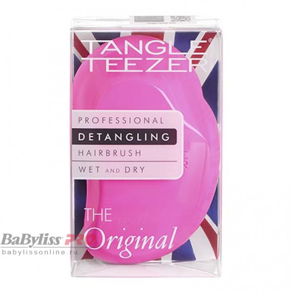 Расческа Tangle Teezer The Original Pink Coral Розовый/Коралловый 2162