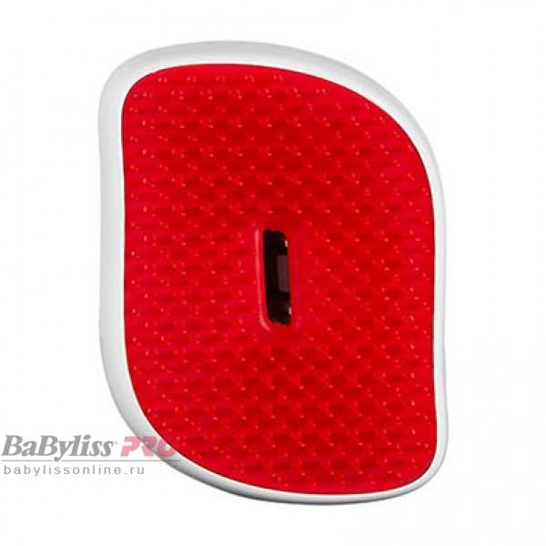 Расческа Tangle Teezer Compact Styler Hello Kitty Dancing Bows Белый/Красный 2168