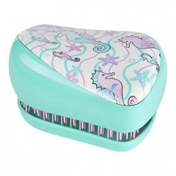 Расческа Tangle Teezer Compact Styler Sea Unicorns Зеленый/Белый 2173
