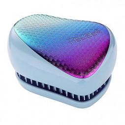 Расческа Tangle Teezer Compact Styler Sundowner Синий/Зеленый Хром 2175
