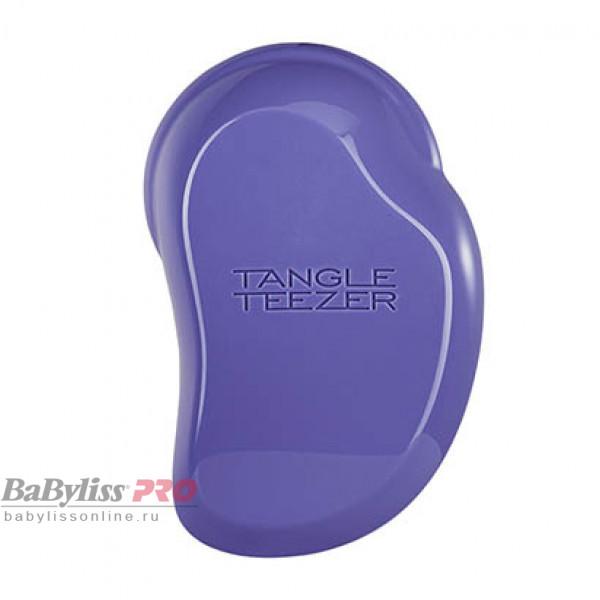 Расческа Tangle Teezer The Original Purple Electric Фиолетовый/Голубой 2187
