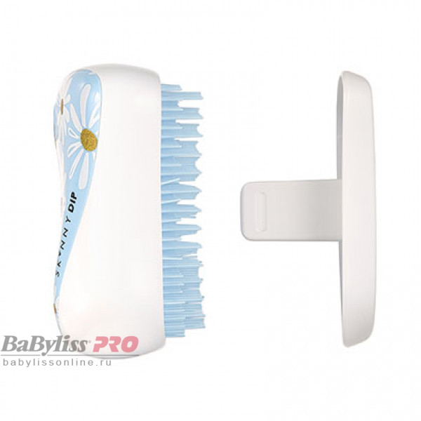 Расческа Tangle Teezer Compact Styler Dreamy Daisies Белый/Голубой 2189