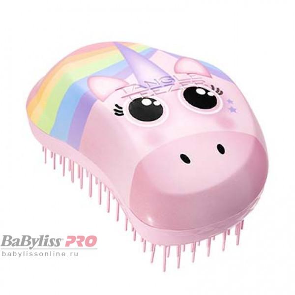 Расческа детская Tangle Teezer The Original Mini Rainbow The Unicorn Розовый/Радужный 2190