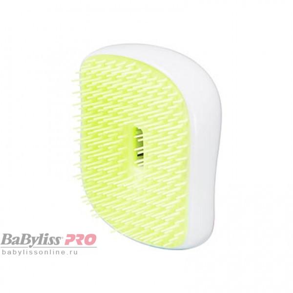 Расческа Tangle Teezer Compact Styler Puma Neon Yellow Розовый/Белый/Желтый 2203