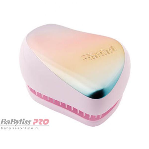 Расческа Tangle Teezer Compact Styler Pearlescent Matte Радужный/розовый 2216