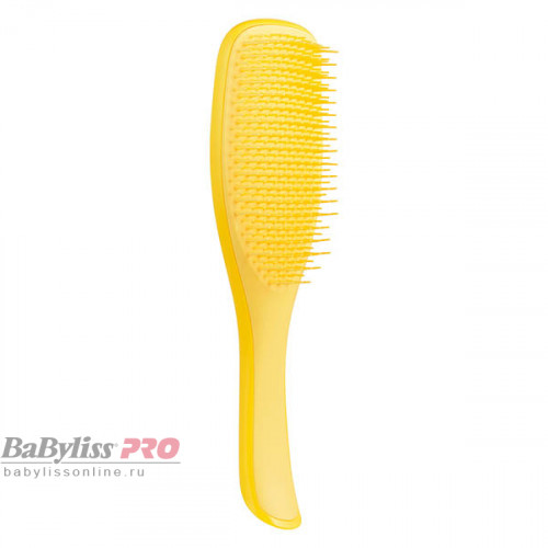 Расческа Tangle Teezer The Wet Detangler Fine & Fragile Dandelion Yellow Желтый 2225